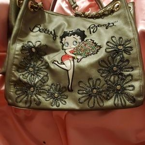 Betty Boop tote